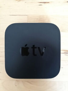 Apple TV2  - with remote/power cord/hdmi cable