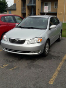 2005 Toyota Corolla CE - Low mileage - Selling only