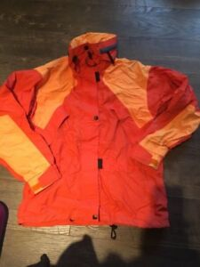 Ladies Helly Hansen Waterproof Breathable Rain Jacket