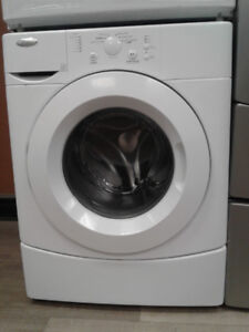 """WASHER WHIRLPOOL WHITE FRONT LOAD 27"""""""