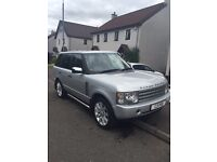RANGE ROVER VOGUE 76k from new!!!!!