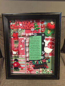 Shadow Box Frame - 16  x 20 x 1.5