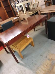 Desk @HFHGTA Restore Etobicoke