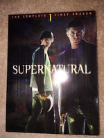 Like NEW Supernatural and One Tree Hill Seasons