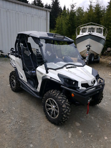 2013 Can Am Commander Limited 1000