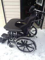 ADULT WHEELCHAIR with Tray