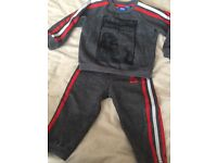 Star Wars adidas tracksuit 9-12 months