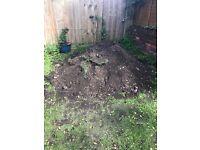 FREE soil Brislington