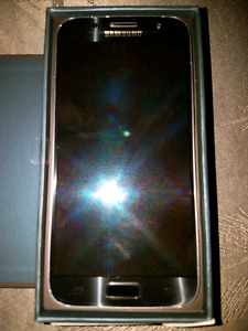 BRAND NEW NEVER USED GALAXY S7 32GB BLACK ONYX WITH CADE 700 OBO