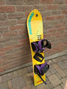 Snow board, Rossignol Junior