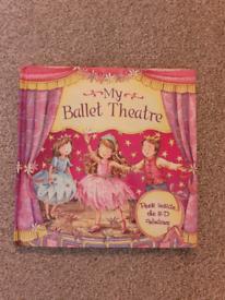 My Ballet Theatre 3D Book