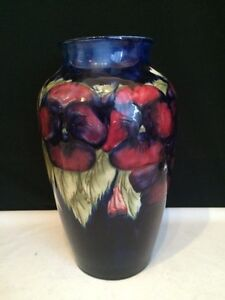 Retired Collector looking for Moorcroft Pottery - Please Call