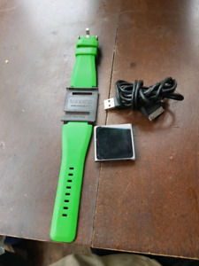 Apple iPod Nano - with watch strap