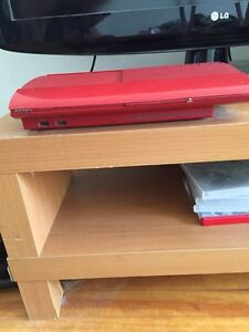 ps3 500gb ROUGE 12 jeu 1 manette Nego