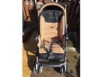 Mama and papas freestyler pushchair