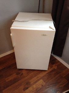 Apartment size stand up freezer
