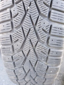 4 205/60/16 directional snow tires