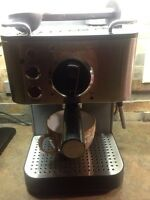 Machine espresso/ capuchino