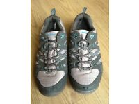 Hiking Boots / Walking Shoes Size 5