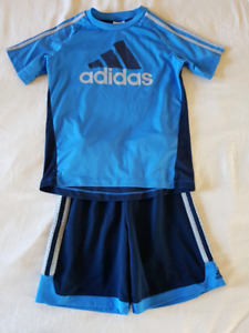 Kid boy Adidas outfit size 6