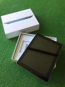 New iPad Gen 3 black 64gb Long Jetty Wyong Area Preview