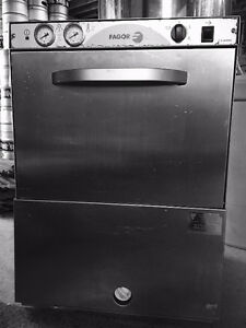 Used Fagor Undercounter Dishwasher For Sale