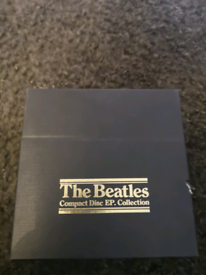 The Beatles Compact Disc EP Collection