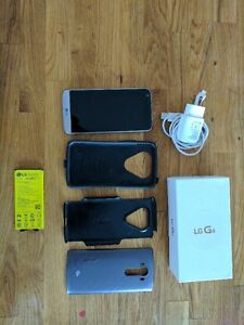 LG G5 with extra battery and otter box