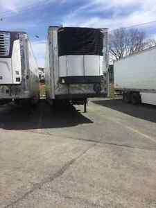 53 Reefer trailer