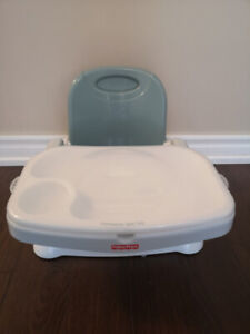Fisher-Price Healthy Care Deluxe Booster Seat. $40.00