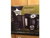 Tommee Tippee Perfect Prep Machine in Black