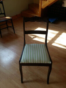 Antique Desk Chair or Side Chair
