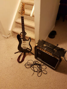 Guitar and Amp $125 obo
