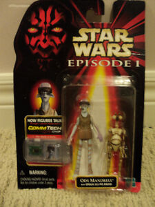 Star Wars Ody Mandrell with Otoga 222 Pit Droid *NEW IN BOX*