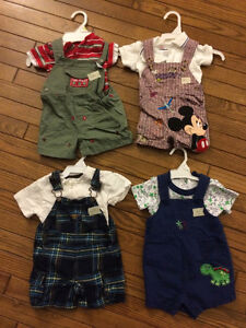 Boys 6m, 6-9m and 6-12m clothing - part 2
