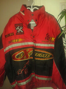 exco Jackets 1 red 1 white