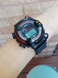 CASIO G-Shock FROGMAN black