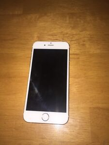 Iphone 6 16GB unlock with Apple Care (gold)