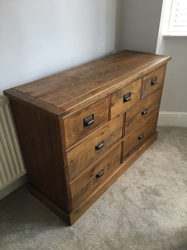 Next Shoreditch Chest Of Drawers In Romford London