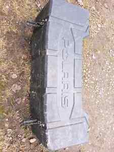 Polaris atv storage box Prince George British Columbia image 1
