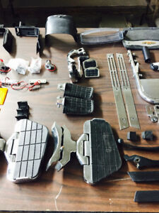 Gold wing parts for sale