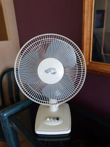 FAN, 3-SPEED PORTABLE, NEW CONDITION