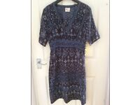 Stella Forest Silk Dress size 36 - RRP £165