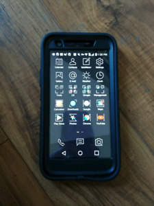 32GB Android with Otter Box