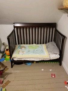 Two toddler beds