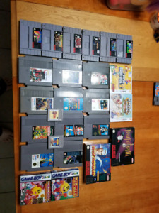 Updated nes snes gameboy and 3ds games