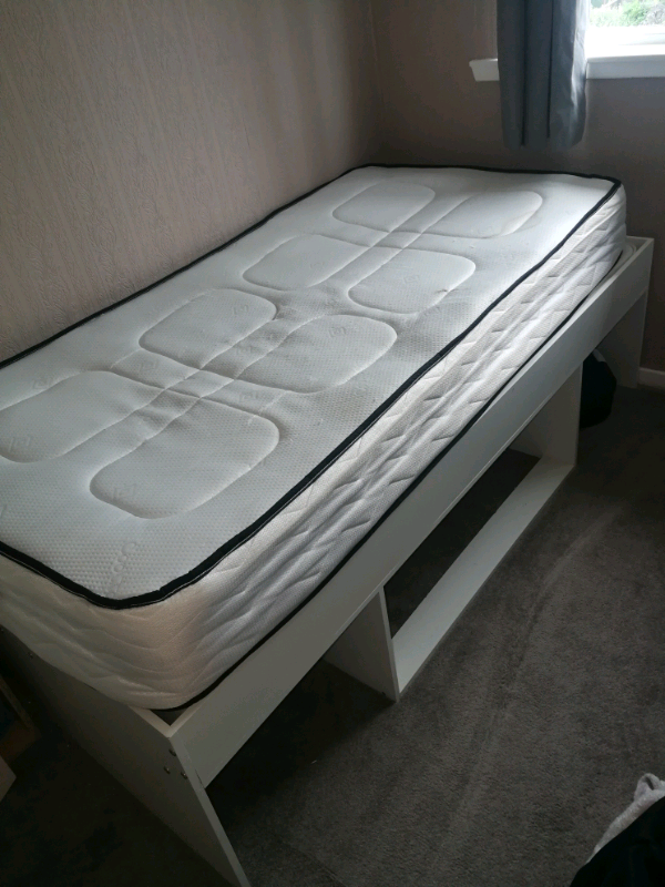 Cabin Bed With 2 Single Mattresses In Gordon Scottish