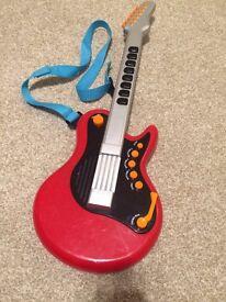 ELC Rockstar Guitar