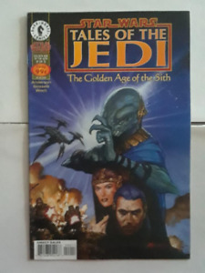 Star Wars, Tales of the Jedi, anglais, comic, 1994-1999