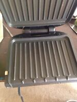 George Foreman grill $30